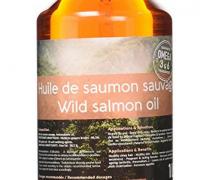 Huile de saumon sauvage