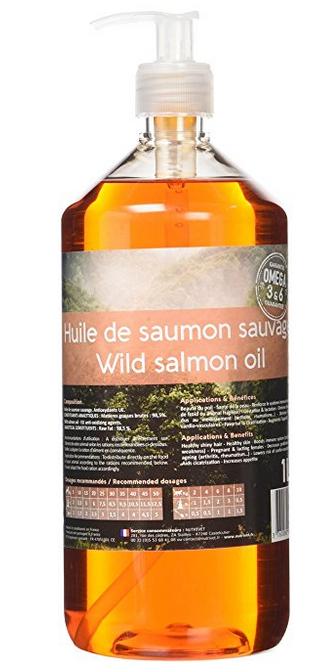 L'huile de saumon et ses bienfaits